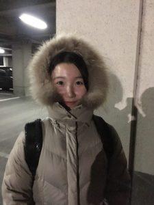 さっぶー(ToT)/~~~