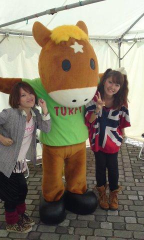 阪神競馬場コンテスト  めぐみのその1