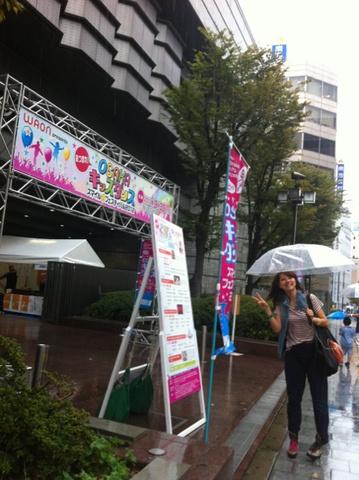 9/30イベント報告♪  ヨシエ