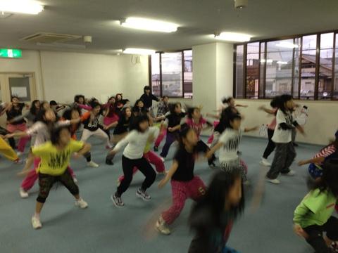 年末のTomo・Dance・Station報告/知知
