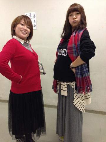 サプラーイズ☆・・・ではなく!/知知