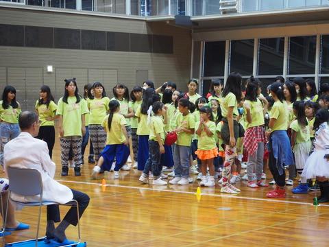 ダンスコンサート〜芸祭へ/知知